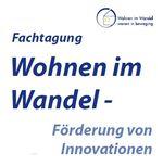Logo der Fachtagung Wohnen im Wandel