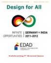 Cover des Newsletters Design for All India