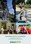 Cover des Leitfadens Tourismus für Alle in Sachsen